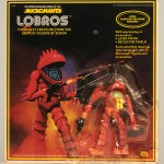 Micronauts Lobos Sample collection of Ray Miller  Photo by Bob Beverly