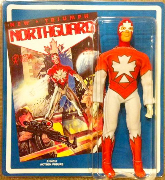 Northguard and Fleur Des Lyes @ Ottawa Pop Expo – Mego Museum