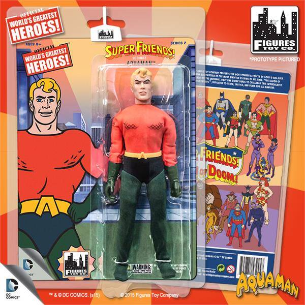 Superfriends from FTC Mego Museum