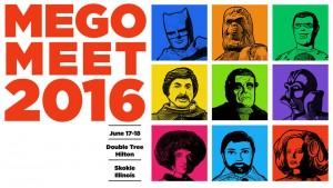 Mego Toy Convention June 18 2016
