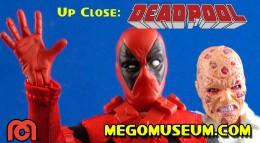 Deadpool by Diamond Select Toys Mego Style
