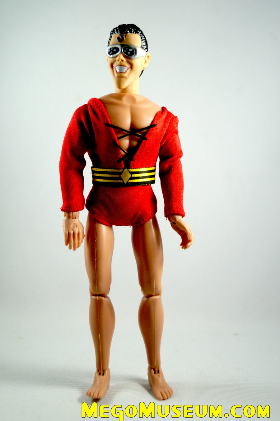 Now In Stock Canada >> Up Close: Plastic Man by Figures Toy Company | Mego Museum