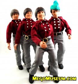 Mego Monkees figures