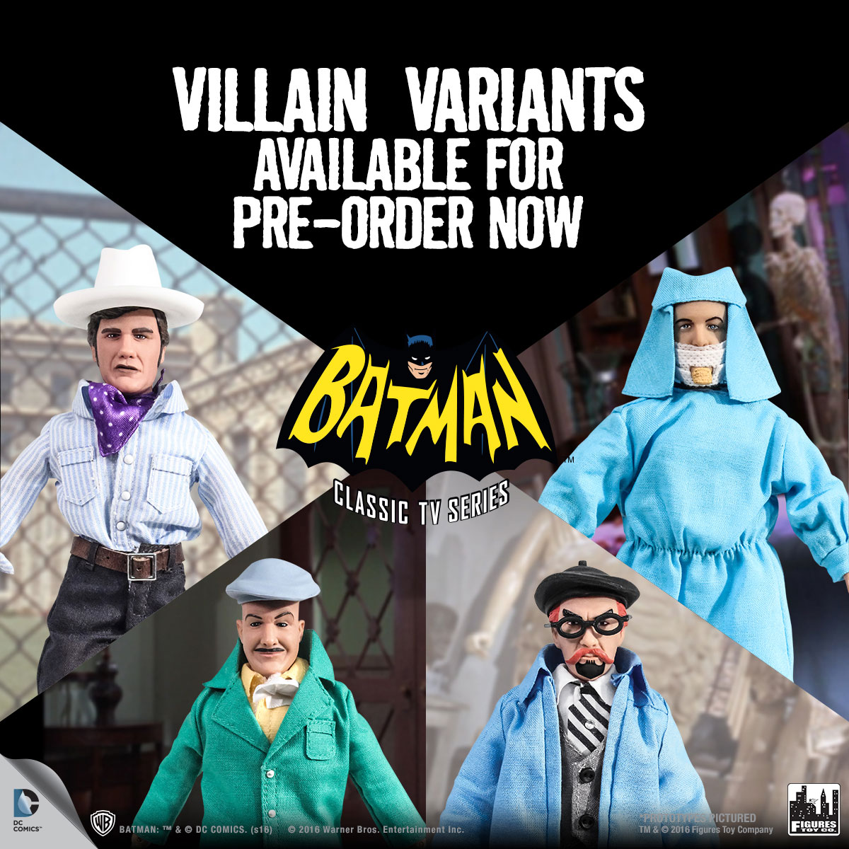 then be sure to collect batman retro series which features characters inspired by classic dc comics artwork the first retro figure of raus al