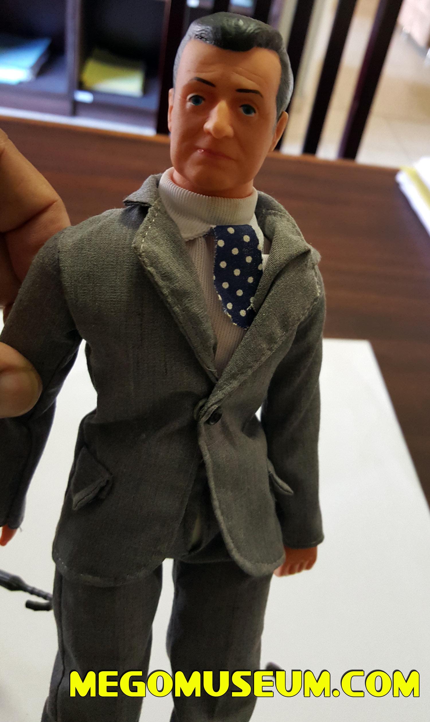 MegoMuseum New Avengers John Steed Action Figure Discovery