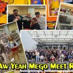 Aw Yeah Mego Meet 2016 ReCap