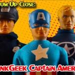 MegoMuseum ThinkGeek Review of the Captain America Set
