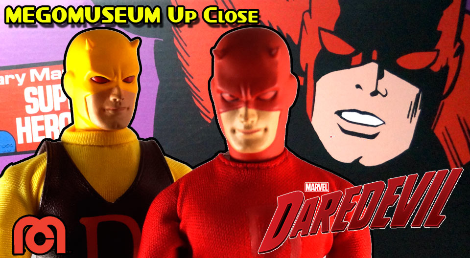 DareDevil by Diamond Select Toys photo review by Mego Museum