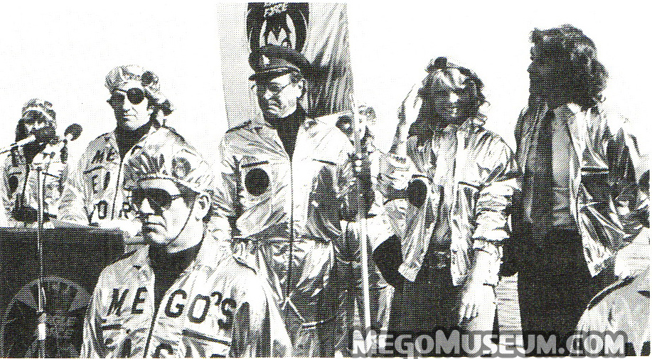 """Megto at toyfair 1982 launching the Eagle Force, from left to right Captain Eagler, Darren McGavin, Cathy Lee Crosby, Marty Abrams."""" width=""""917"""" height=""""505"""" /></a> Megto at toyfair 1982 launching the Eagle Force, from left to right Captain Eagler, Darren McGavin, Cathy Lee Crosby, Marty Abrams"""