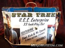 Mego Star Trek Clearance Set