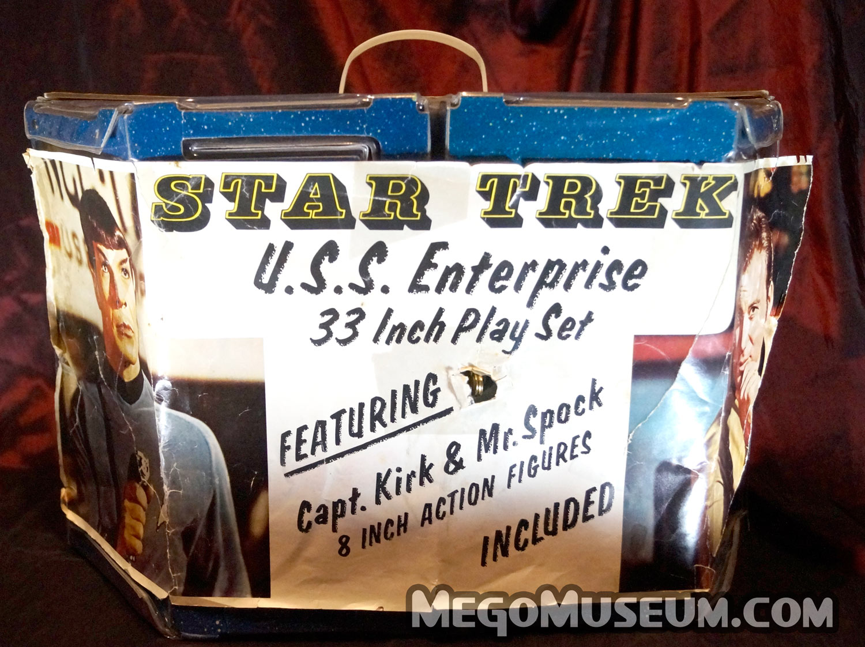 Mego Star Trek Clearance Set