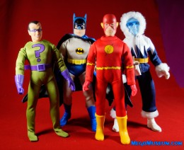 Mego Museum Review of Super Friends Wave 3