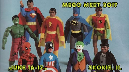 Mego Meet 2017 is next week!