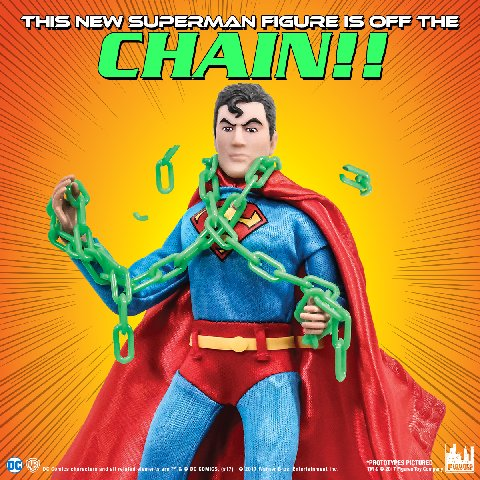 figures toy companyus latest exclusive is off the chain get ready to recreate one of the most iconic dc comics covers of all time in retro figure style