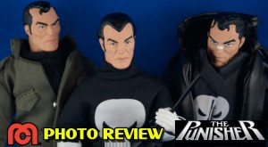 Mego Museum Photo Review Unboxing of the Punisher set by Diamond Select Toys
