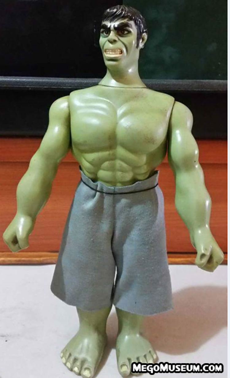 Mego Mystery Hulk