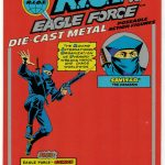 Mego Eagle Force Proof Card Collection