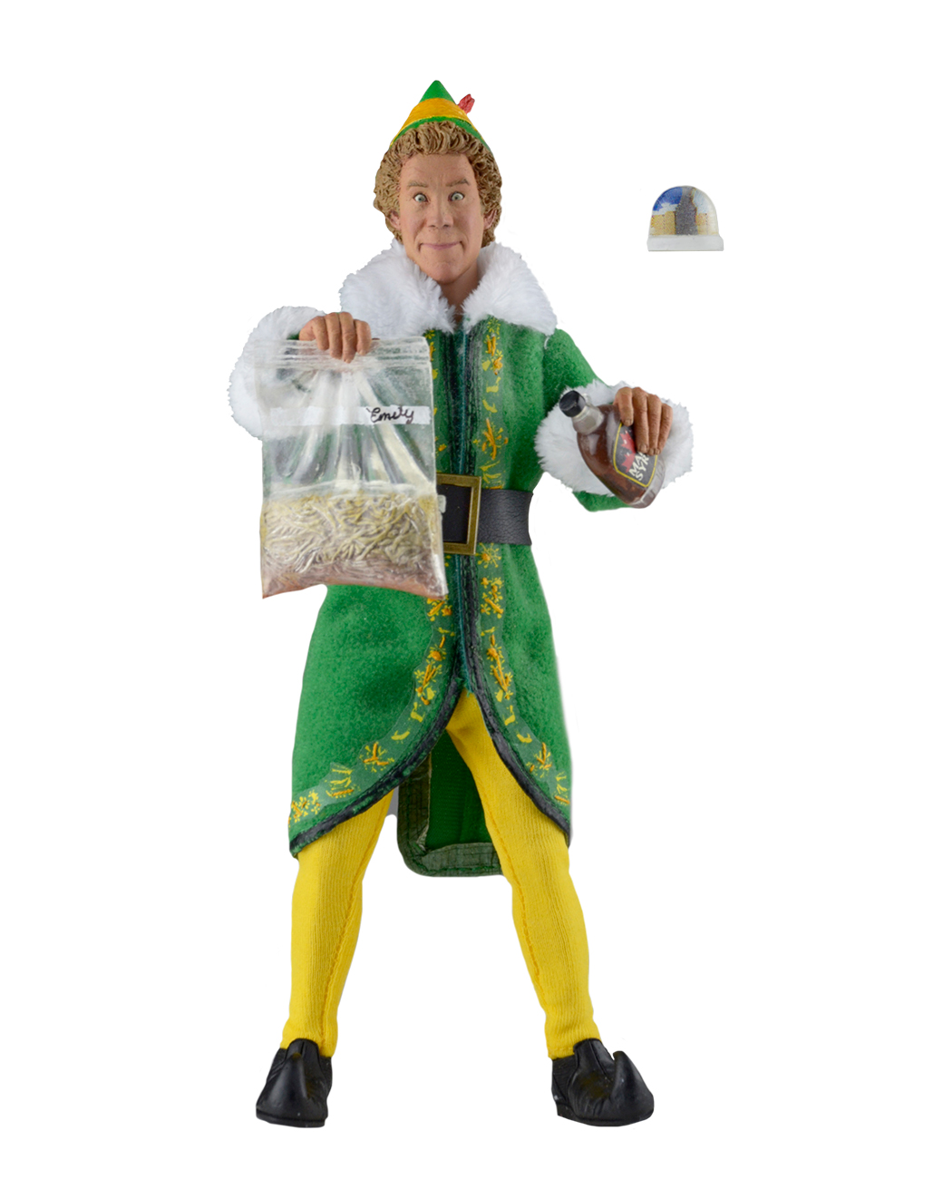 Buddy the Elf is Coming this Christmas from NECA – Mego Museum