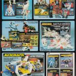Mego Micronauts Advertisement from Holland