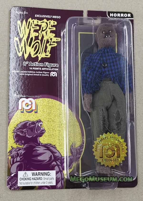 Werewolf from Mego Corp.