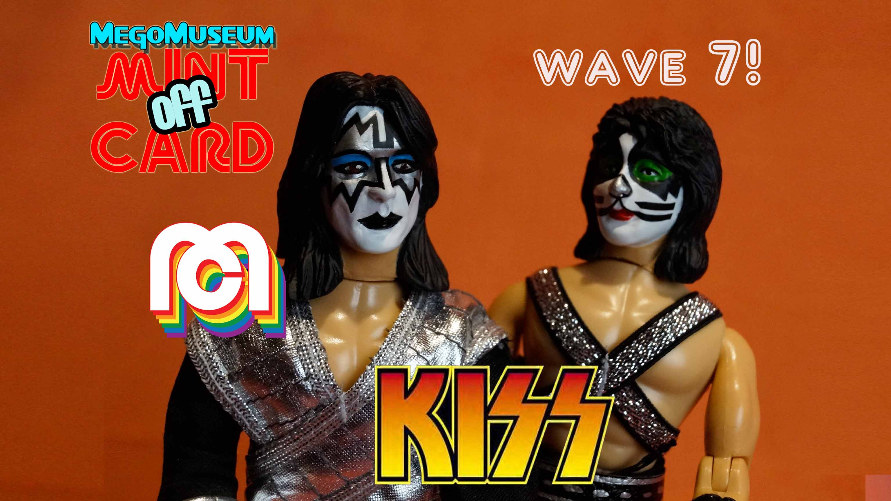 Mego Kiss from Wave 7