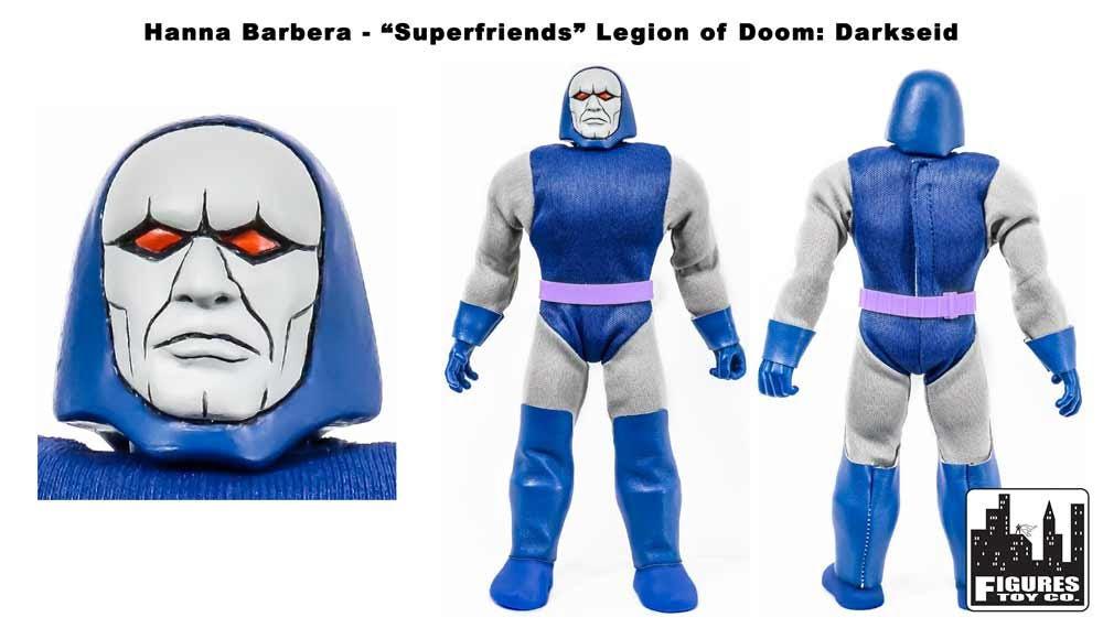 Kalibak Super Friends Action Figures Series
