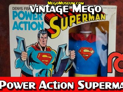 Denys Fisher Power Action Superman