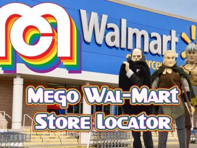 Mego Wal-MArt Store Locator