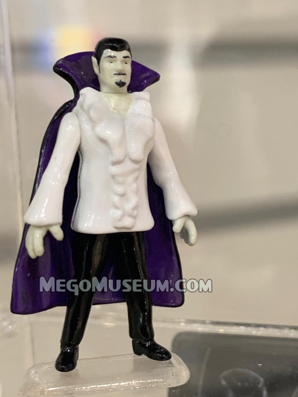 Worlds smallest Mego figures by Super Impulse
