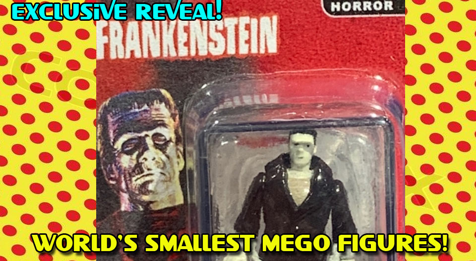 worlds smallest mego figures