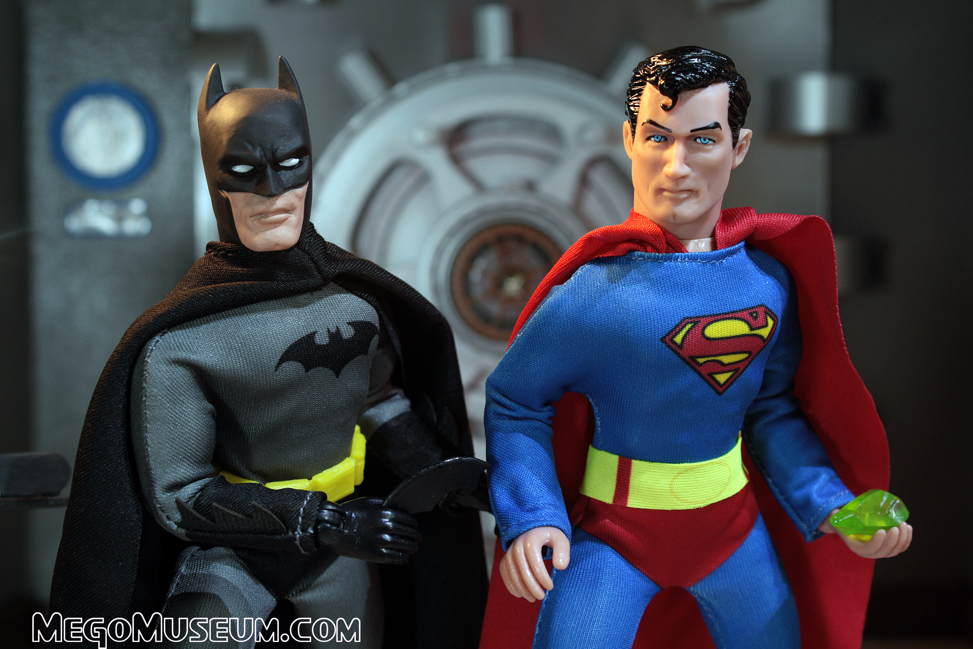 Worlds Greatest Mego Heroes