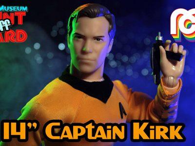 "Mego 14"" Captain Kirk"