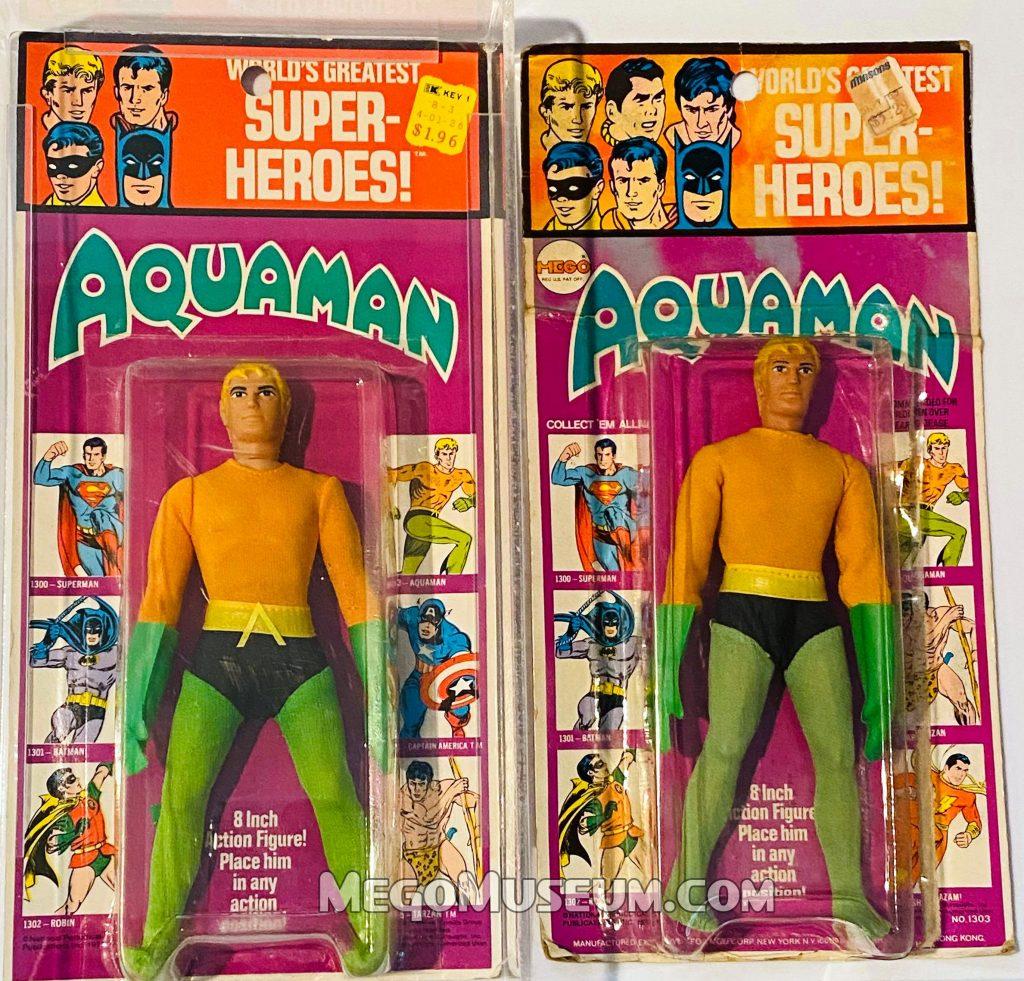 Rare Mego Aquaman Discovery