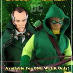 Mego Topps Green Arrow