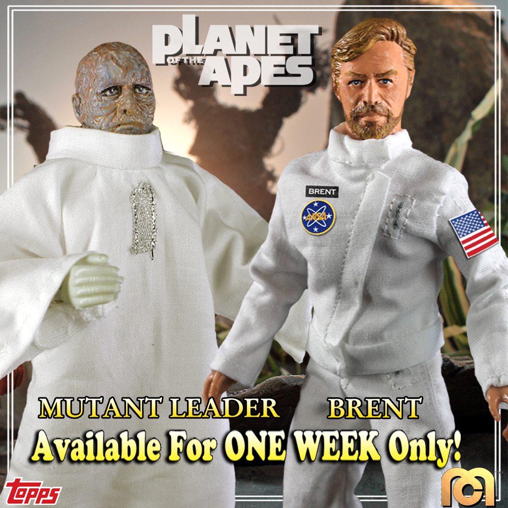 Mego Topps Planet of the Apes