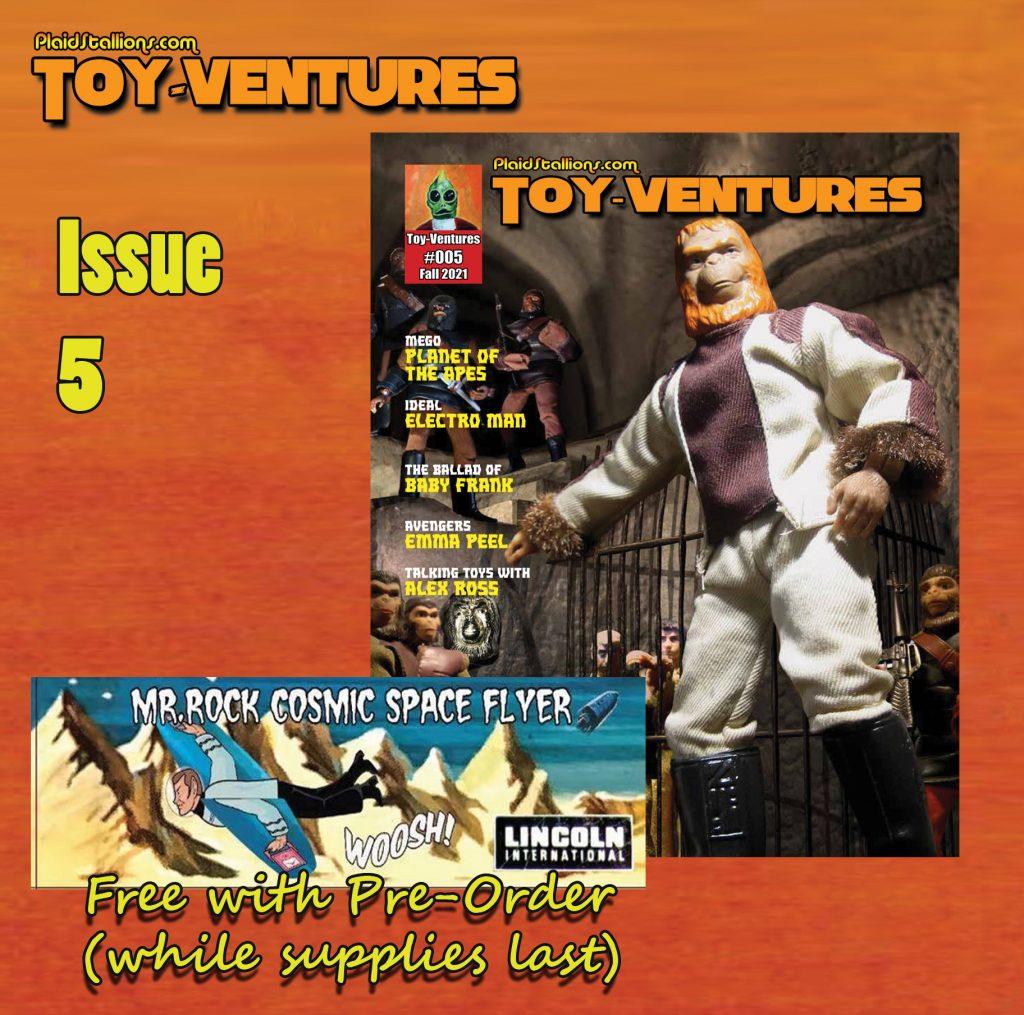 Get Toy-Ventures MAgazine Issue 5