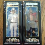 Buck Rogers & Tiger Man set of 2