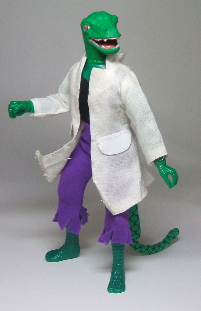 The Lizard Wgsh Gallery Mego Museum
