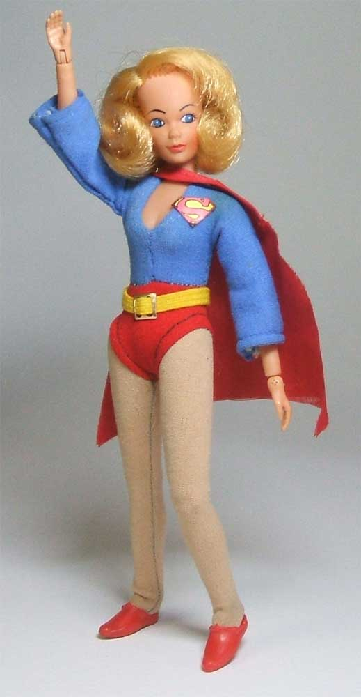 Supergirl Wgsh Gallery Mego Museum