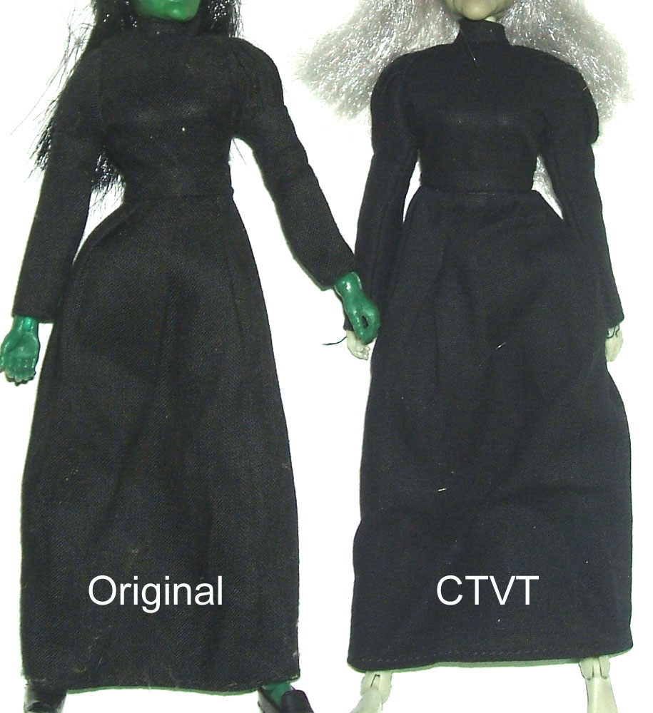 Wizard of Oz Accessory Check: Mego Museum